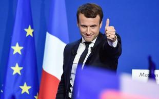 Macron tarča kritik zaradi stroškov ličenja