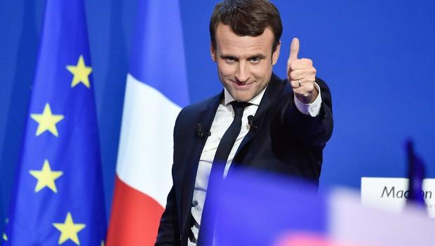 Macron tarča kritik zaradi stroškov ličenja (foto: profimedia)