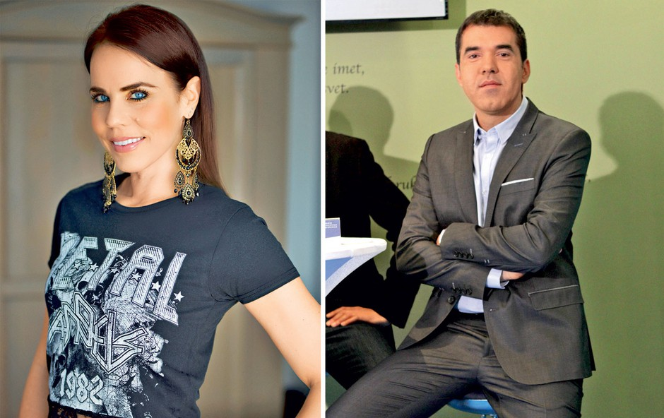 Lorella Flego & Mario Galunič: Že izbrala svojo destinacijo za dopust! (foto: arhiv Nove)