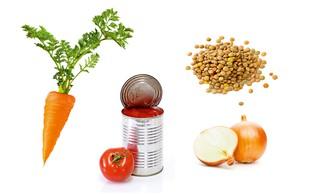 Ni nujno, da je zdrava hrana tudi draga!