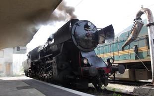 Z muzejskim vlakom na eno žlahtno doživetje v Brda