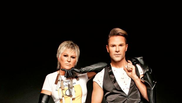 Plesalec Sebastian zaupa mami: Njegova podpornica  in zaupnica (foto: Primož Predalič)