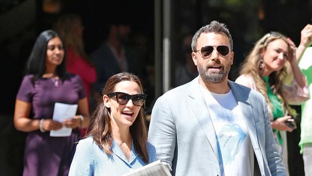 Jennifer Garner in Ben Affleck vložila papirje za ločitev (foto: Profimedia)