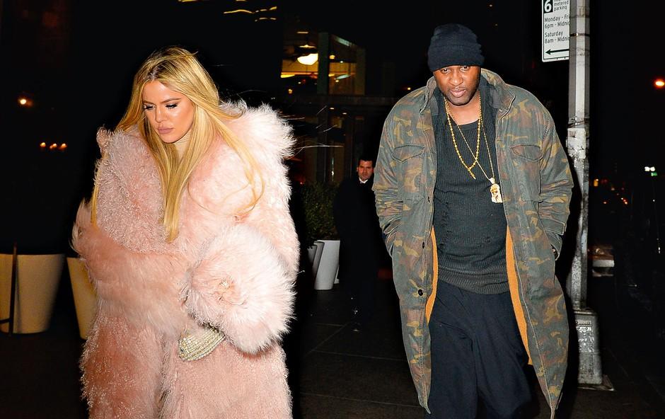 Lamar Odom iskreno o ločitvi od Khloé Kardashian (foto: Profimedia)