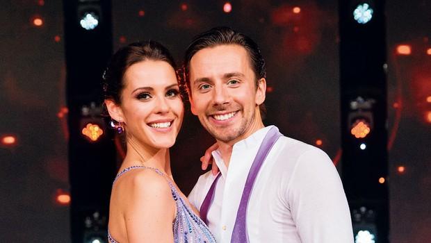 Andrej Rebula (Zvezde plešejo): Pari naj se odločijo za ples! (foto: Miro Majcen)