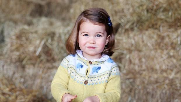 Zakaj princesa Charlotte ne sedi za mizo skupaj s kraljevo družino? (foto: profimedia)