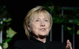 Hillary Clinton za volilni poraz krivi sebe, FBI in vpletanje Rusije!