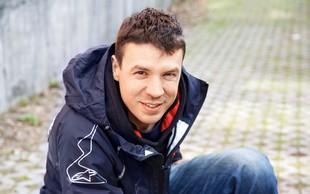 Dirkač Simon Marčič: Malo bolj moder, mnogo bolj motiviran
