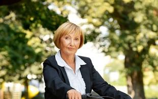 Milojka Kolar Celarc, ministrica za zdravje: Jutri je nov dan