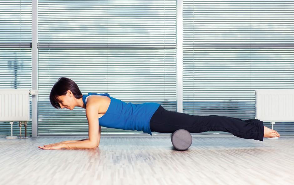 Nad bolečino brez tablet - tudi z gibanjem! (foto: Shutterstock)