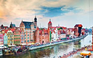 Sprehod po Gdansku –  poljskem Amsterdamu