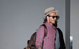 David Beckham: Prosti čas najraje preživlja s hčerko
