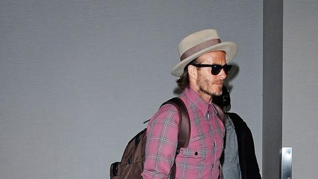 David Beckham: Prosti čas najraje preživlja s hčerko (foto: Profimedia)