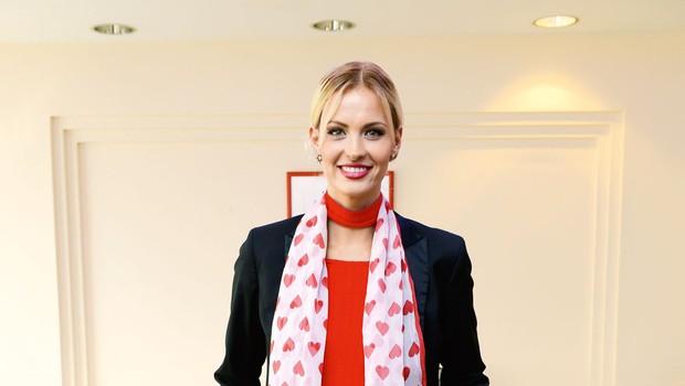 Tjaša Kokalj: Na prijateljičin poročni dan si želi biti nekaj posebnega (foto: Primož Predalič)