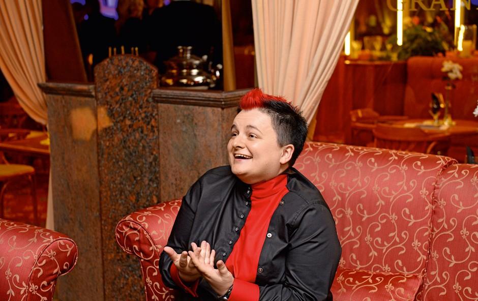 Marina Ipša odobrava odobrava spletne zveze (foto: Primož Predalič)