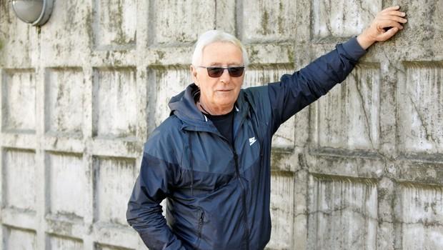 """Oliver Dragojević: """"Sreča je odvisna od notranje moči"""" (foto: Helena Kermelj)"""