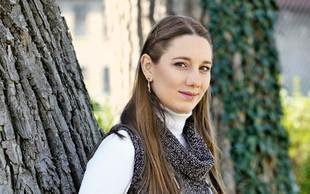 Lea Bartha Pesek: Dojenček ob prvi obletnici poroke!