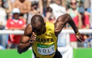 Usain Bolt se poslavlja od atletskih stez in prihaja na nogometna igrišča!