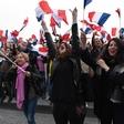 Emmanuel Macron prepričljivo zmagal na predsedniških volitvah v Franciji