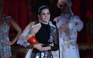 Emma Watson: MTV je naredil pomemben korak za človeštvo