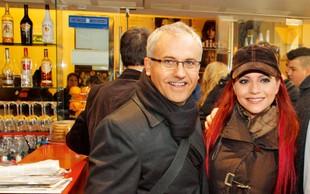 Tanja Žagar in Miki Šarac: Vedno skupaj, poslovno in zasebno