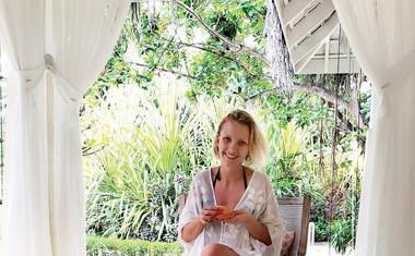 Lado Bizovičar in Anela Šabanagić: Po trdem delu počitnice na Maldivih