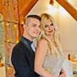 Damjan Murko proslavil že 9. obletnico poroke