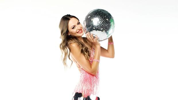 Iryna Osypenko Nemec v oddaji Zvezde plešejo spletla nova prijateljstva (foto: Pop TV)