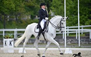S pokalom Alpe Adria se je začel niz atraktivnih konjeniških tekmovanj v Lipici