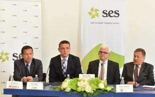 Vrednost novega in najmodernejšega nakupovalnega centra v Šiški bo približno 150 milijonov evrov