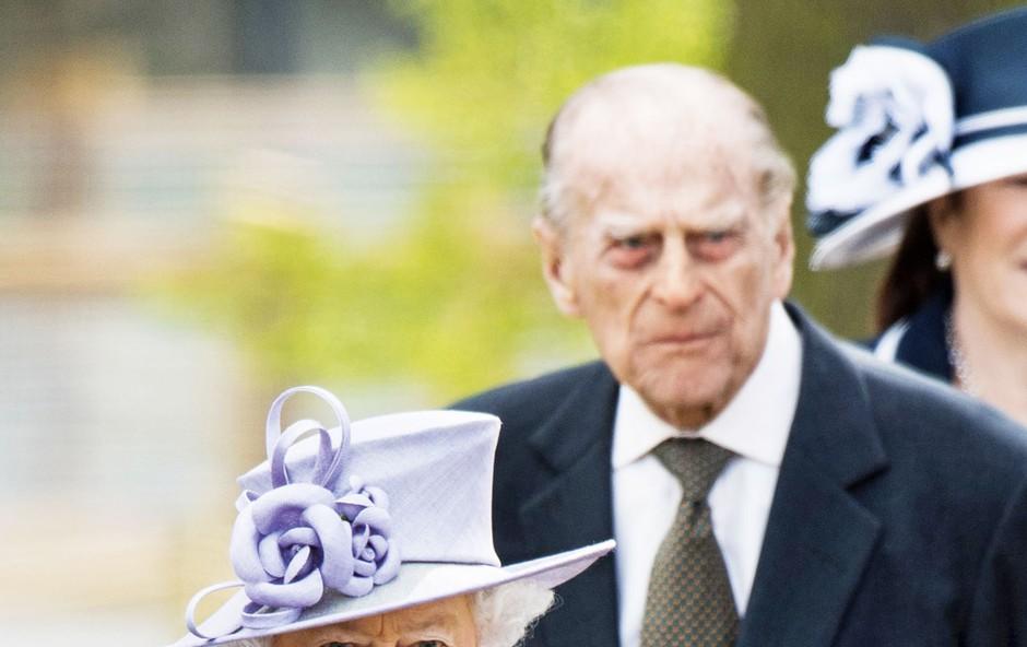 Princ Phillip pri 95. letih odhaja v pokoj (foto: profimedia)