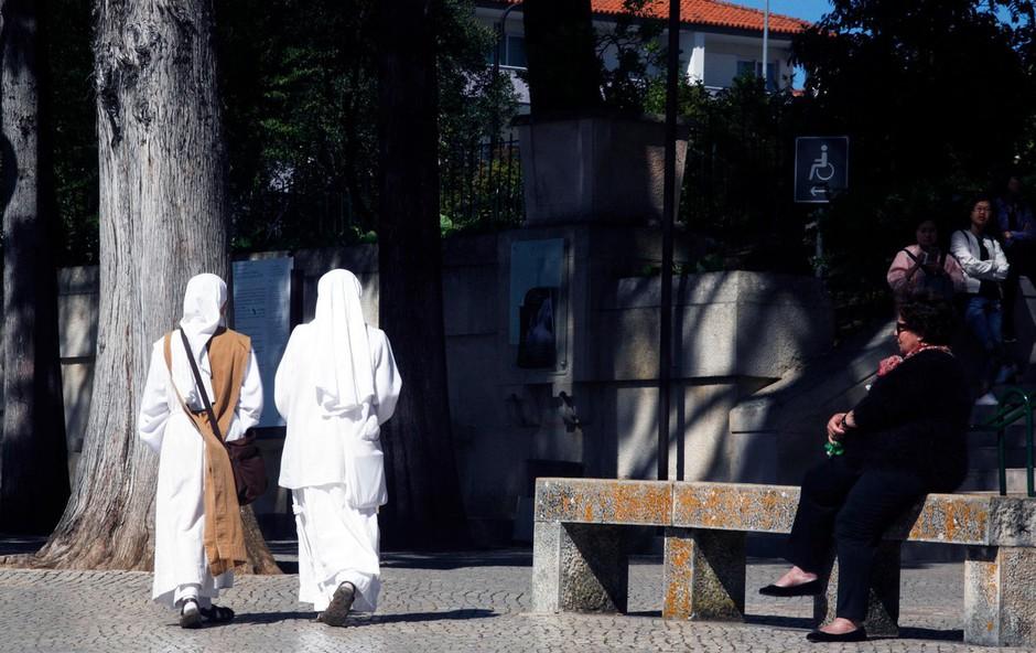 V portugalskem romarskem središču Fatima nočitev v spalni vreči skoraj 1000 evrov! (foto: profimedia)