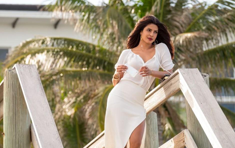 Priyanka končno prekinila molk o njenem domnevnem sporu z vojvodinjo Meghan! (foto: Karantanija Cinemas)