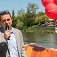 Citypark na Špici obljublja nepozaben spektakel z vodno zaveso, Jinxi in Magnificom