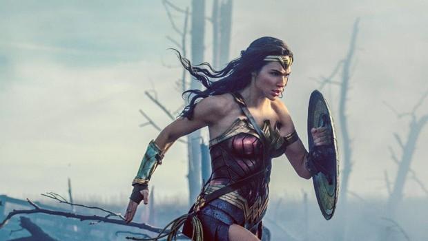 Čudežna ženska (Wonder Woman) bo junija zavzela velika platna! (foto: Blitz Film )