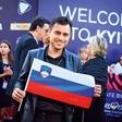 Omar Naber: Tokrat tudi turistično v Kijevu