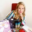 Maja Ferme: Tik pred porodom je bila vpeta v dobrodelni projekt