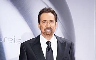 Nicolas Cage se vrača pred kamere