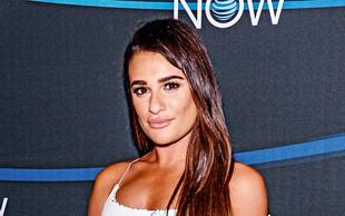 Lea Michele razkrila, kdo je njena vzornica