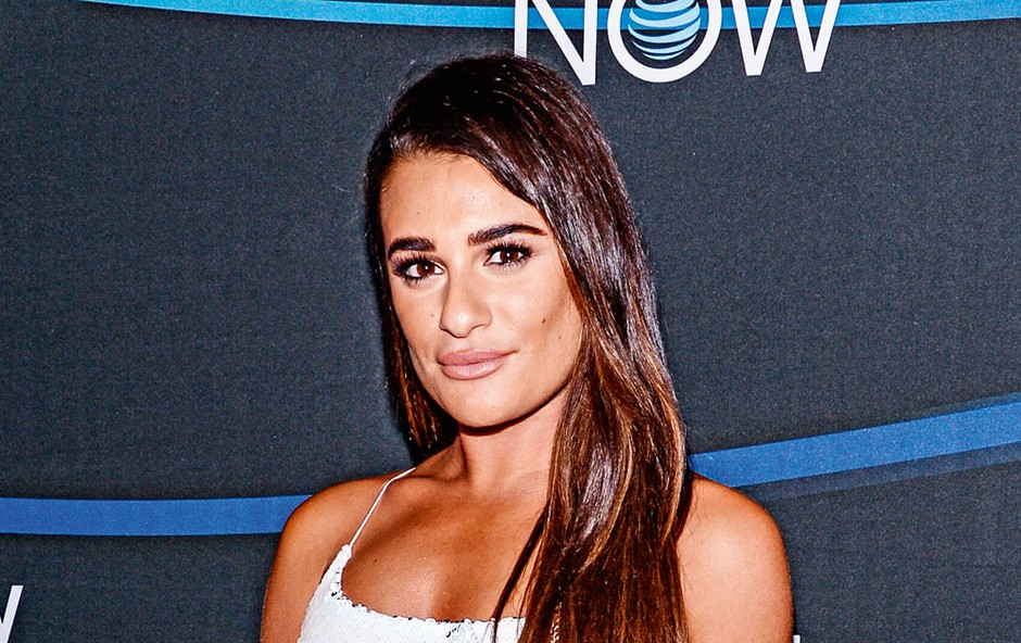 Lea Michele razkrila, kdo je njena vzornica (foto: Profimedia)