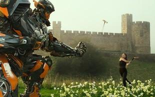 Transformerji odpirajo novo vesolje s poglavjem Zadnji vitez!
