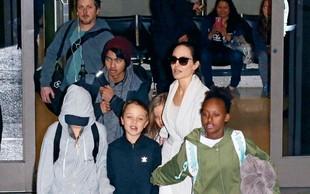Angelina Jolie se seli bližje bivšemu