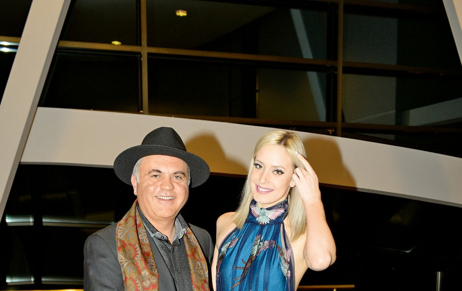 """Ines Erbus: """"Želim si biti kot Simona Weiss"""" (foto: Primož Predalič)"""