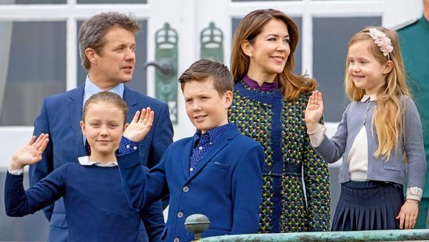 Študentka na izmenjavi živi z dansko kraljevo družino (foto: Profimedia)