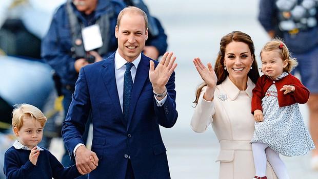 Princ William in Kate: Tretjega otroka verjetno ne bosta imela (foto: Profimedia)