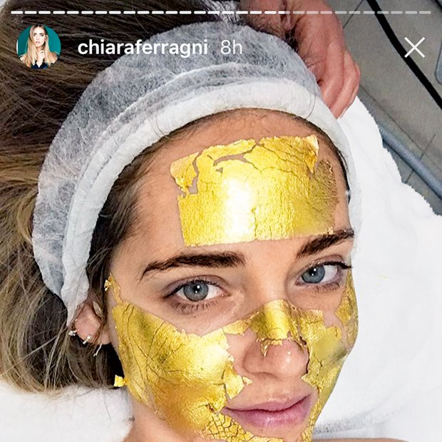Z norimi obraznimi maskami do lepe kože