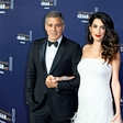 George Clooney in Amal bosta junija zibala