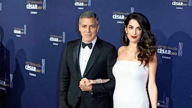 George Clooney in Amal bosta junija zibala (foto: Profimedia)
