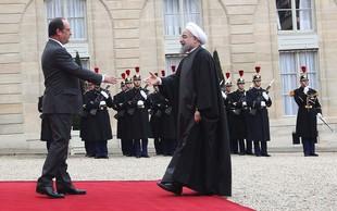 Hasan Rohani - iranski predsednik, ki mu je z Zahodom uspelo skleniti jedrski sporazum!