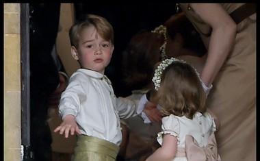 Pippa Middleton se je poročila, sestra Kate pa je bila kot družica v rožnatem!